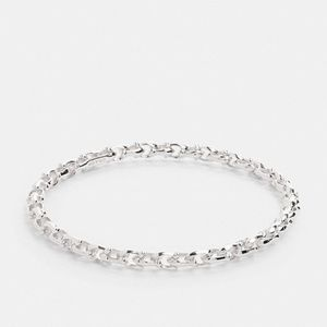 Coach Signature Link Bangle Bracelet